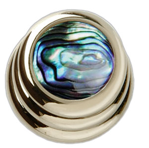 Q-Parts - Ringo Potiknob Abalone CR