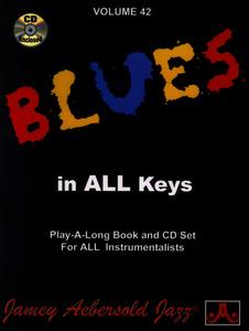Jamey Aebersold - Vol.42 Blues in All Keys