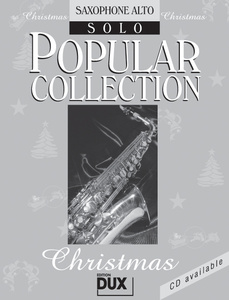 Edition Dux - Popular Christmas A-Sax