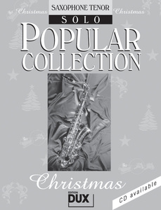 Edition Dux - Popular Christmas T-Sax