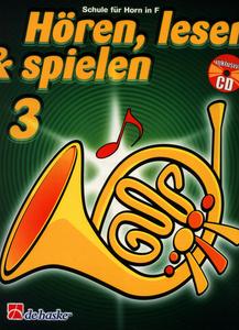 De Haske - Hören Lesen Schule 3 Horn