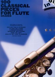 Hal Leonard - 100 Classical Pieces Flute