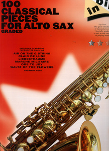 Hal Leonard - 100 Classical Pieces Sax