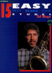 Alfred Music Publishing - 15 Easy Jazz Etudes Bb