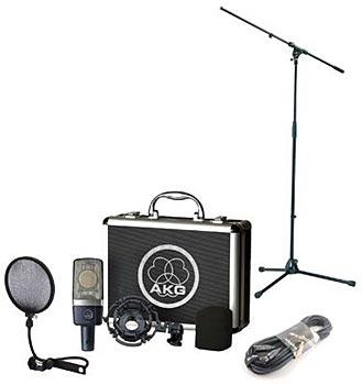 AKG - C214 Set