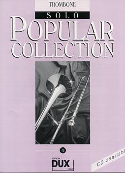 Edition Dux - Popular Collection 4 Trombone