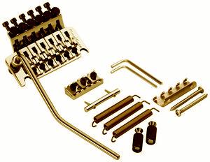 Floyd Rose - Original Vibrato Kit Gold