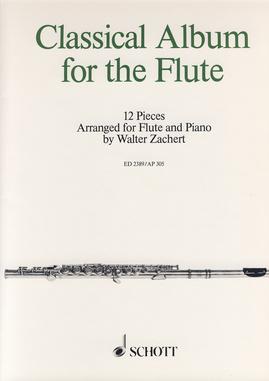Schott - Classical Album Flute