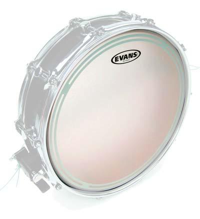 Evans - 12' EC Edge Control Snare