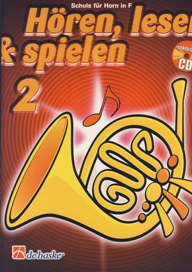 De Haske - Hören Lesen Schule 2 Horn