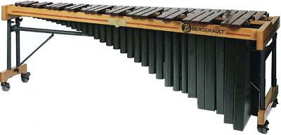 Bergerault - Marimba GMBH A=442Hz
