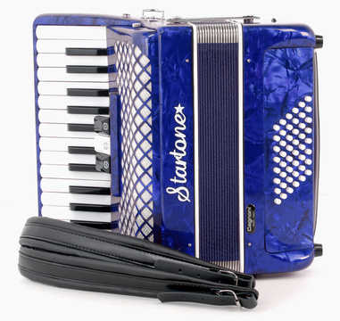 Startone - Maja 48 Accordion Blue