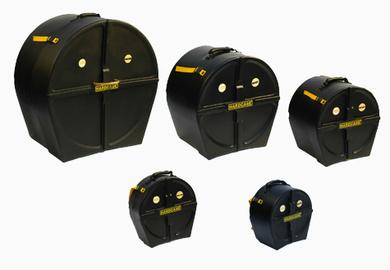 Hardcase - Drum Case Set HRock1