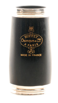 Buffet Crampon - RC Prest. Barrel 65mm Bb-Clar