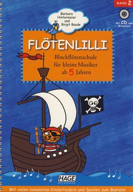 Hage Musikverlag - Flötenlilli 2