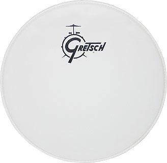 Gretsch Drums - 20' Bass Drum Head WH w/Logo