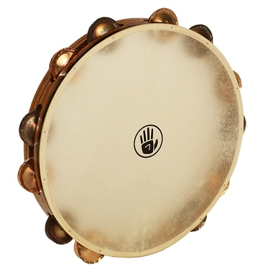 Black Swamp Percussion - TC12-1 Tambourine