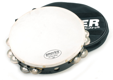 Grover Pro Percussion - T2/GS Tambourine