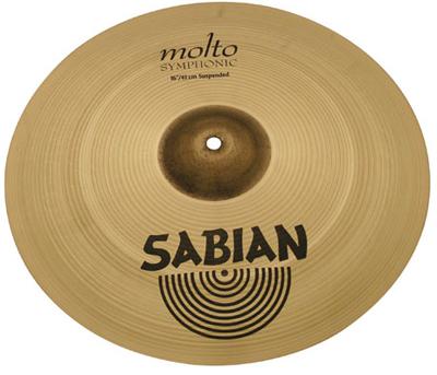 Sabian - 17' AA Molto Symp. Susp. Orch.