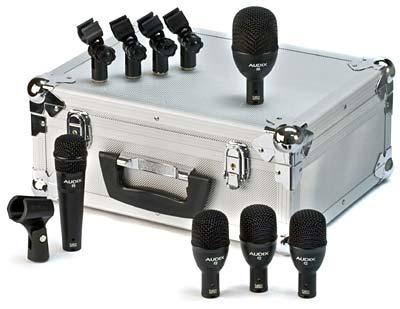 Audix - Fusion FP-5 Drumset