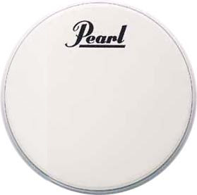 Pearl - 20' Bass Drum Front Head White