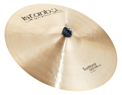 Istanbul Agop - Traditional Pap.Thin Crash 16'
