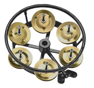 Meinl - THH1B-BK Hi-Hat Tambourine