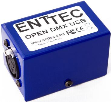 Enttec - Open DMX USB Interface