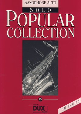 Edition Dux - Popular Collection 10 A-Sax