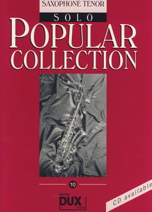 Edition Dux - Popular Collection 10 T-Sax