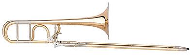 B&S - MS14KN-L Bb/F-Trombone