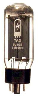 TAD - RT504 5U4GB Rectifier Tube