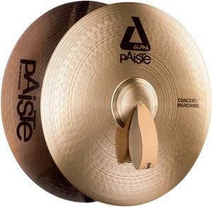 Paiste - 16' Alpha Concert Cymbals