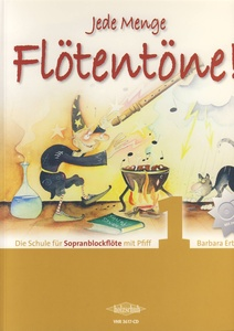 Holzschuh Verlag - Jede Menge Flötentöne 1 + CD