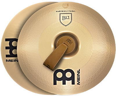 Meinl - 16' B12 Marching Cymbal
