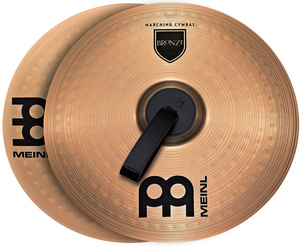 Meinl - 14' Bronce Marching Cymbal