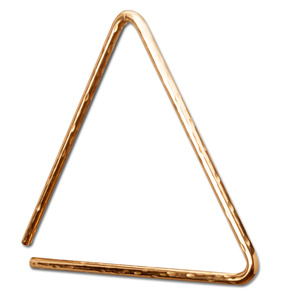 Sabian - 4' Triangle HH B8 Bronze