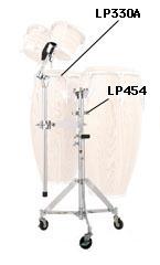 LP - 454 Conga Stand Bongo Bracket