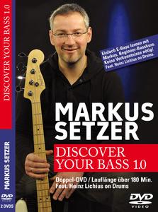 Markus Setzer - Discover Your Bass 1.0 DVD