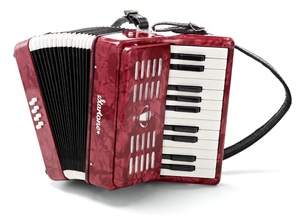 Startone - Puck Kids Accordion Red