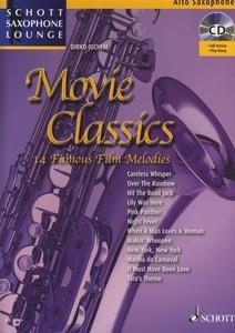 Schott - Movie Classics A-Sax