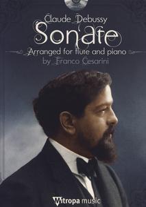 Mitropa Music - Debussy Sonate Flute