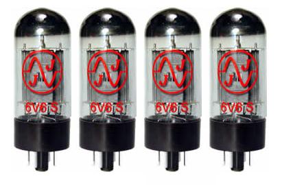 TAD - 6V6 S JJ Quartett Tube