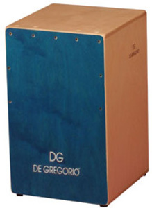 DG De Gregorio - Chanela Cajon Blue
