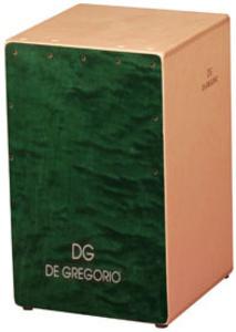 DG De Gregorio - Chanela Cajon Green