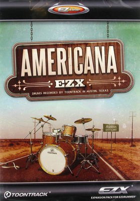Toontrack - EZX Americana