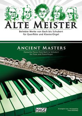 Hage Musikverlag - Alte Meister Fl Piano