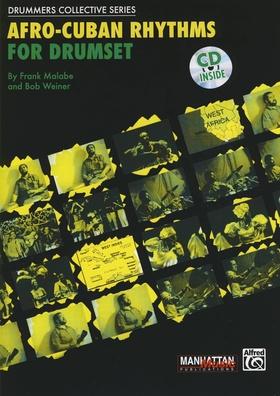 Alfred Music Publishing - Afro-Cuban Rhythms f.Drumset