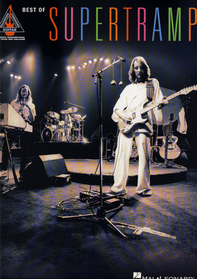 Hal Leonard - Best Of Supertramp for Guitar