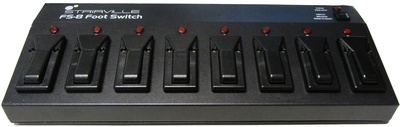 Stairville - FS-8 Foot-Switch